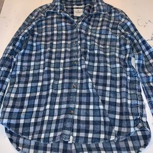 American Eagle Blue Flannel( SOLD)